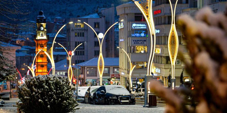 Yozgat'ta bugün hava nasıl olacak? 21-22 Şubat Sorgun, Akdağmadeni, Boğazlıyan hava durumu