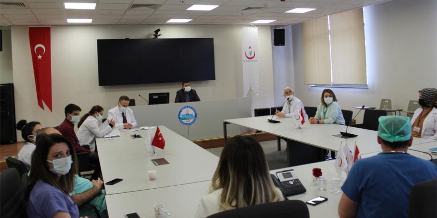 Yozgat Şehir Hastanesi konseyi toplandı