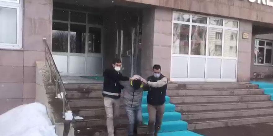 Yozgat'ta operasyon! 15 kişi tespit edildi