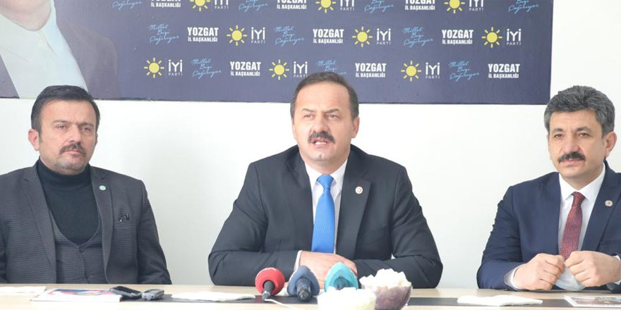 Yavuz Ağıralioğlu Yozgat'ta konuştu: Tayyip bey dahil AK Parti'deki arkadaşlarımıza düşman değiliz