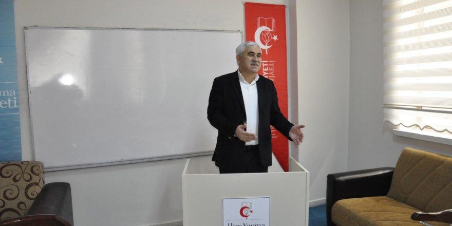 İlim Yayma Cemiyeti Yozgat Şube Başkanı Nurullah Nurdoğan oldu