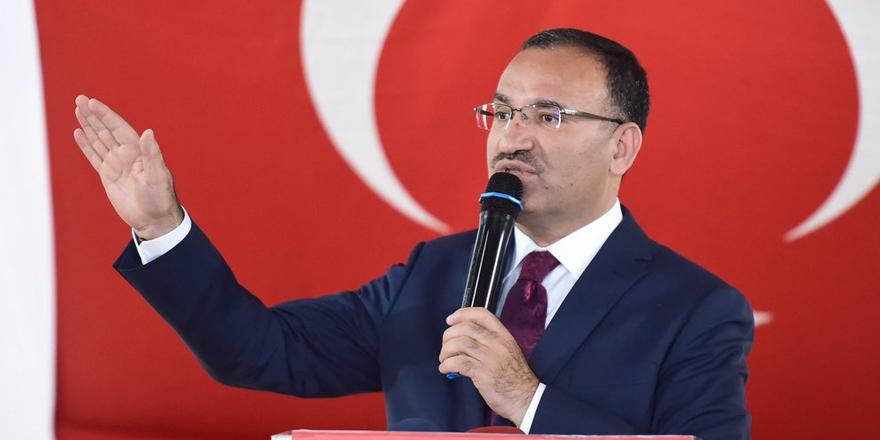 Milletvekili Bekir Bozdağ'dan KKTC'deki Kur'an kursları kararına tepki
