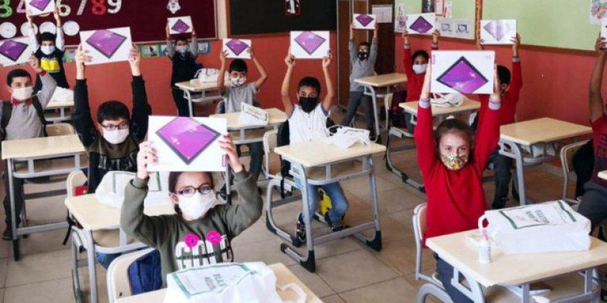 Yozgat'ta özel okulları kıskandıran köy okulunun başarısı