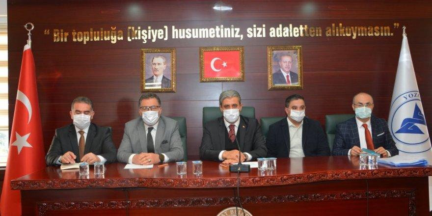 Yozgat Belediye Başkanı Celal Köse: Şehrimiz için hayırlara vesile olmasını diliyorum