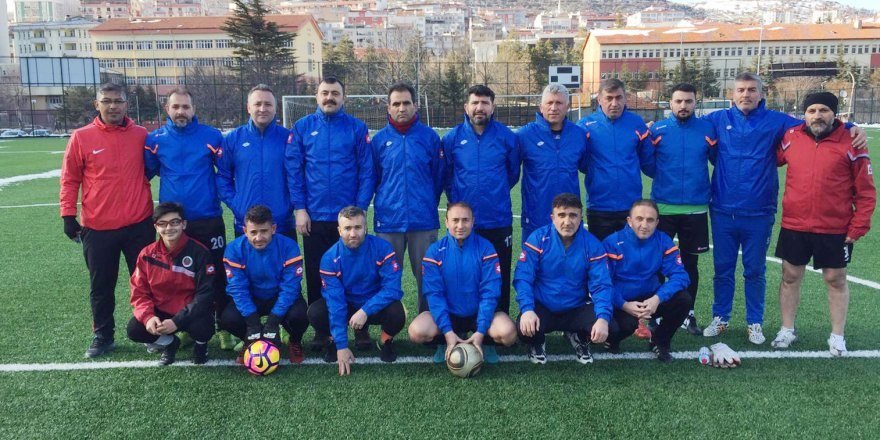 Yozgatspor Masterler hazırlıklara başladı
