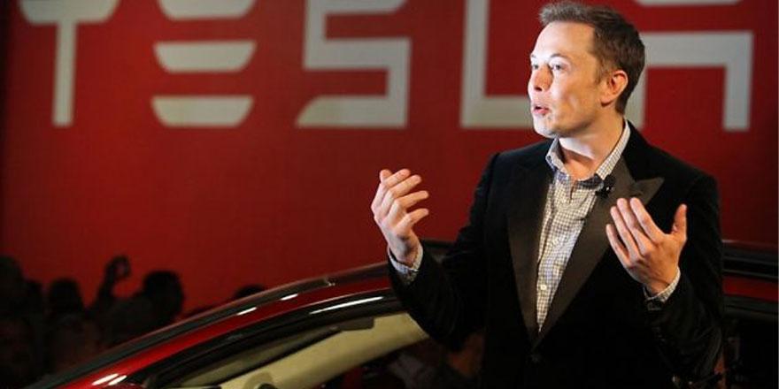 Elon Musk, Tesla hakkında yaptığı paylaşımı sildi