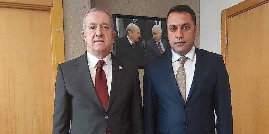 MHP Genel Merkezi'nde Yozgat'ı konuştular