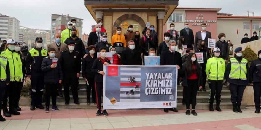Yozgat'ta kırmızı çizgiler çekildi