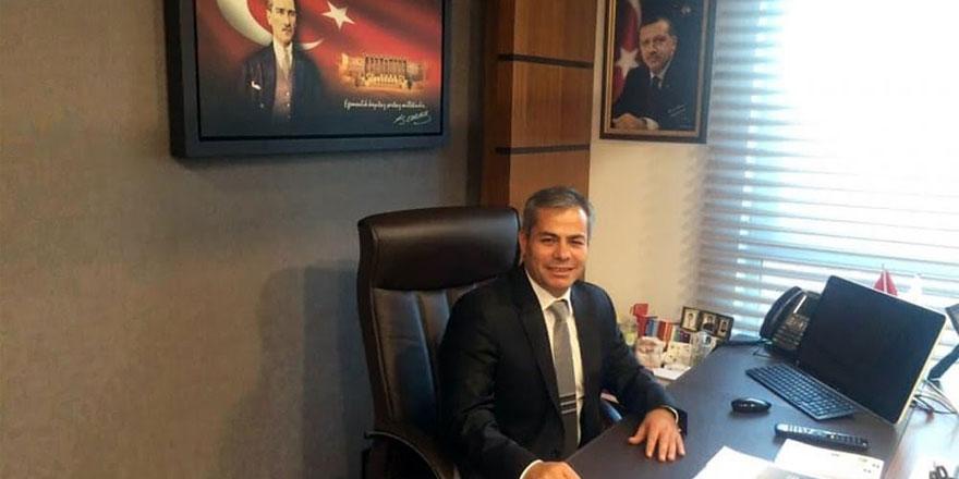 Eyüp Coşgun'dan Yozgat Belediye Başkanı Celal Köse'ye teşekkür