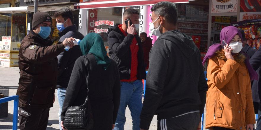 Yozgat'ta sokağa çıkma yasağı için geri sayım başladı