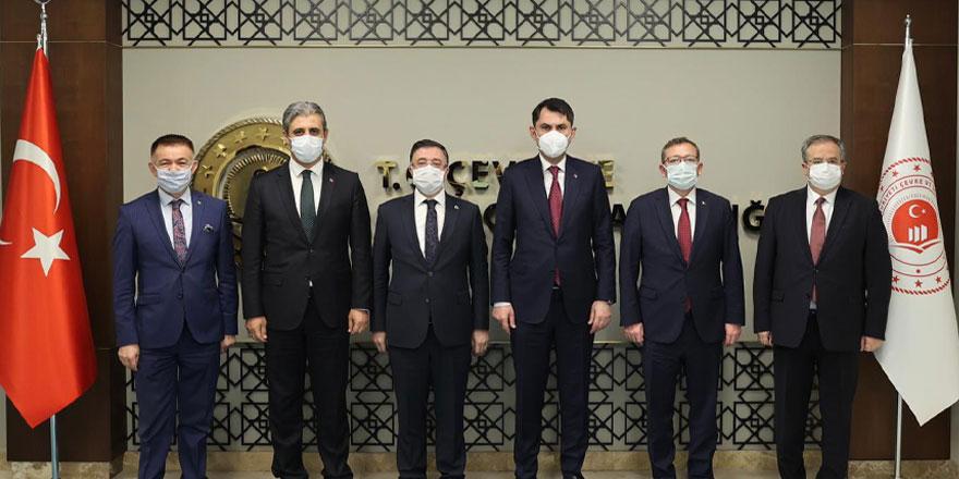 Yozgat için Ankara'ya çıkarma yaptılar