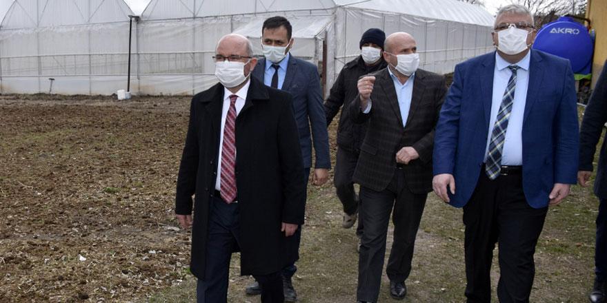 KOP'tan Yozgat'a 181 proje için destek