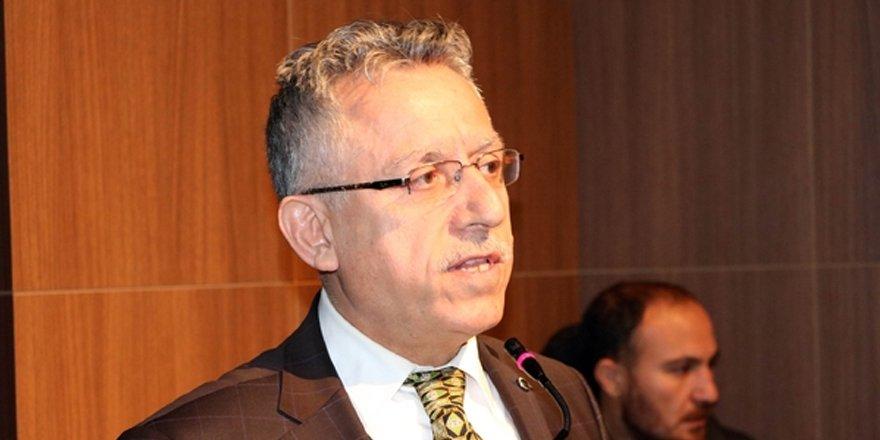 Gelecek Partisi İl Başkanı Aydoğmuş'tan Kazım Arslan'a Yozgatspor çağrısı