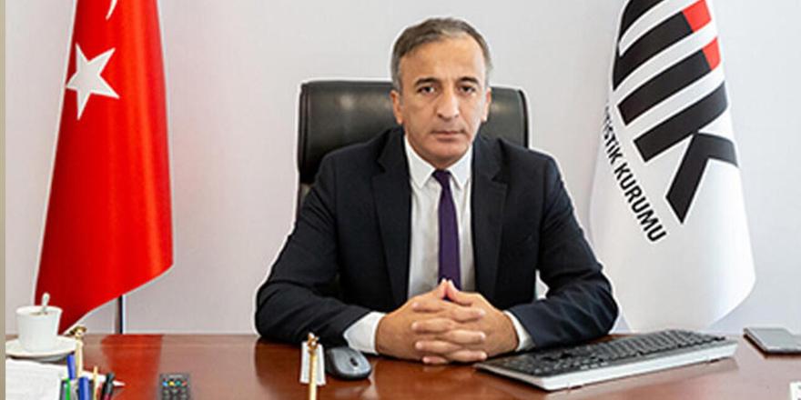 TÜİK Başkanlığı'na Ahmet Kürşad Dosdoğru atandı