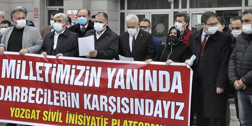 Kenan Şerefli: Türkiye artık darbecilerden hesap sorulan bir ülkedir
