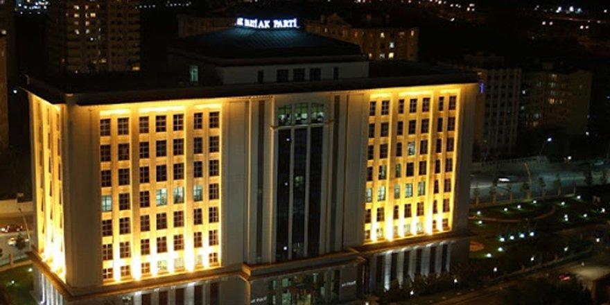 Yozgat'ta gözler Ak Parti Genel Merkezi'ne çevrildi!