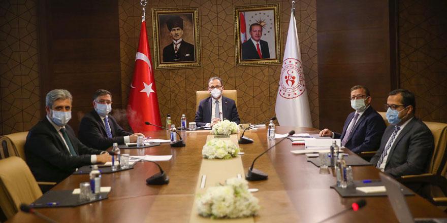 Gençlik ve Spor Bakanı Mehmet Muharrem Kasapoğlu'ndan Yozgat için söz alındı