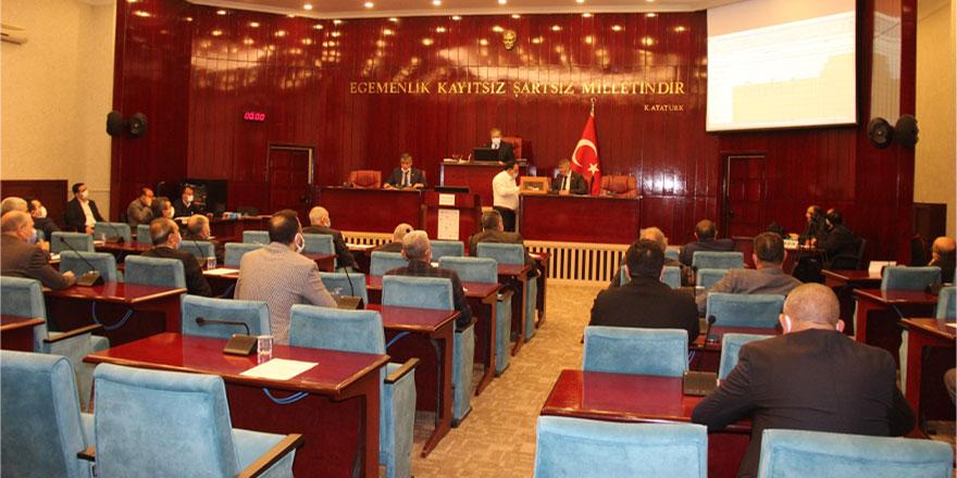 Yozgat İl Genel Meclis toplantısı yapıldı