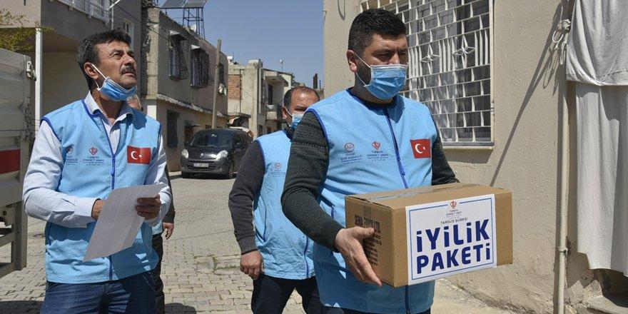 Türkiye Diyanet Vakfı'ndan 2021 yılı Ramazan ayında 61 milyonluk yardım