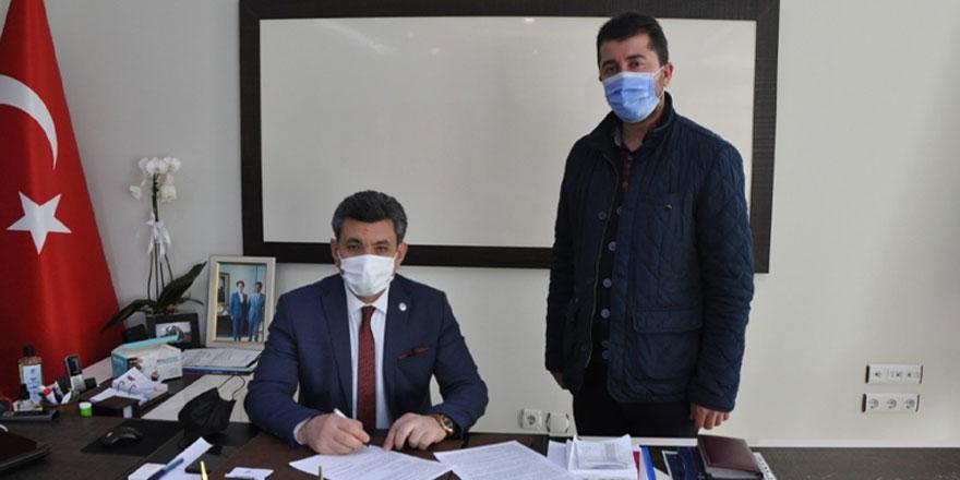 Yerköy'de protokller imzalandı! Yerin altına alınacak