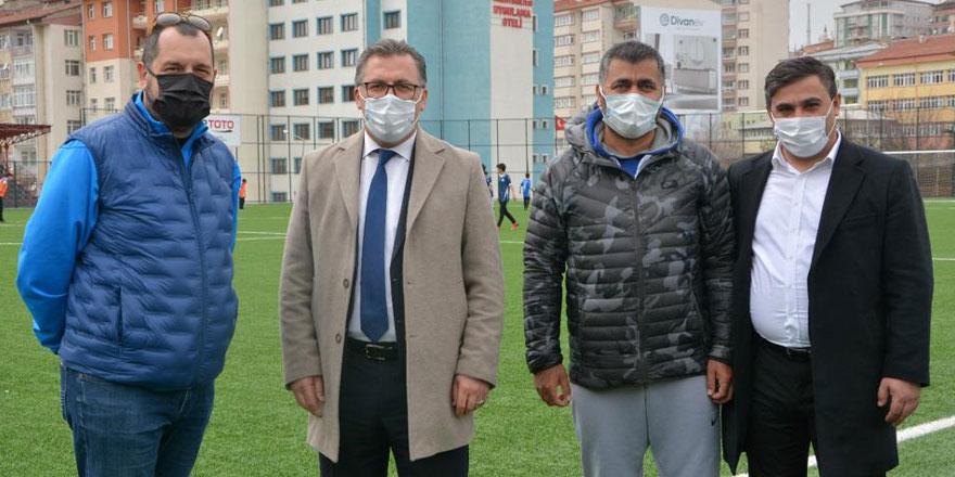 Yozgat Belediyesi Bozokspor, Sivasspor'un radarına girdi