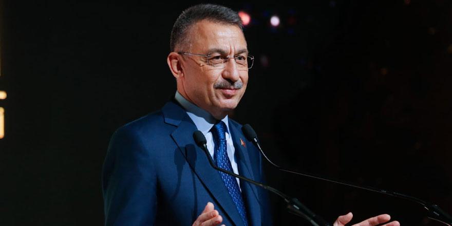 Cumhurbaşkanı Yardımcısı Fuat Oktay: Seferber etmiş durumdayız