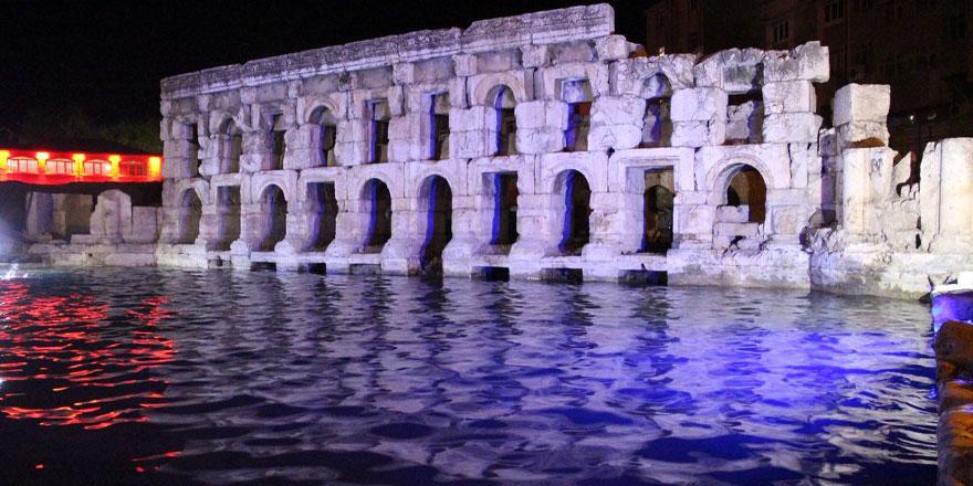 Kültür ve Turizm Bakanlığı'ndan Roma Hamamına yakın takip