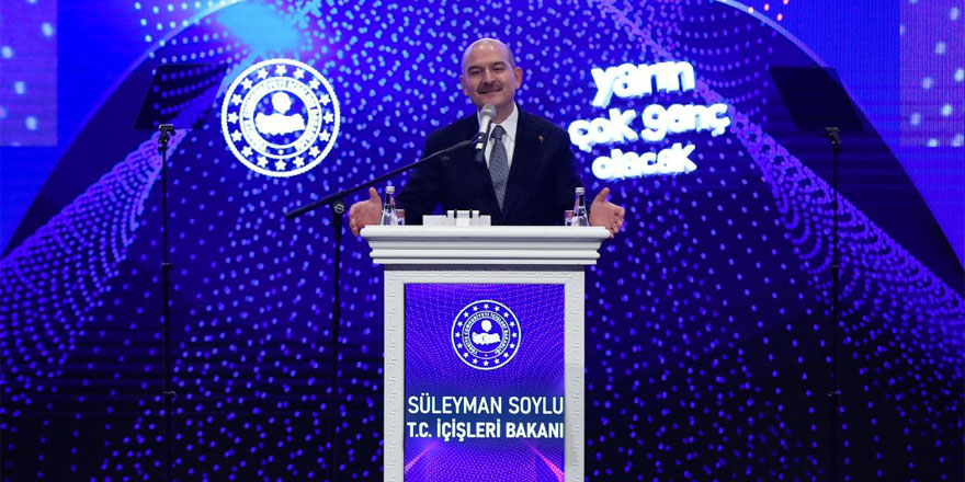 İçişleri Bakanı Soylu'dan Yozgat paylaşımı