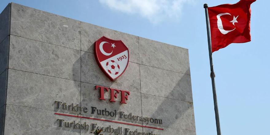TFF'den BAL ligi kararı
