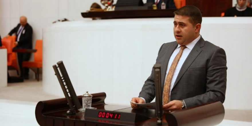 Yozgat'ta yaşanan felaketi Meclis gündemine taşıdı
