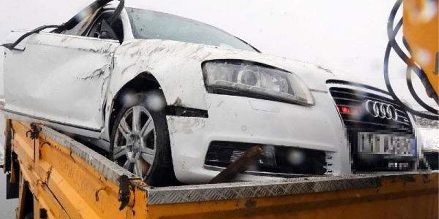 Yozgat'ta trafik kazası! Ölü ve yaralılar var
