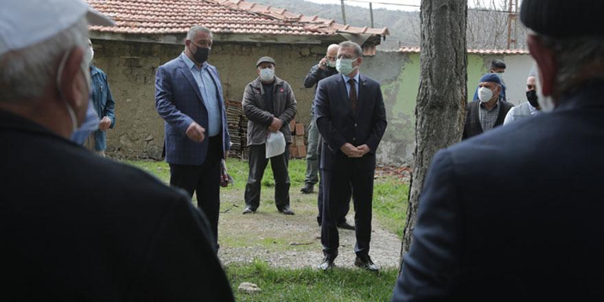Yozgat Valisi Polat hız kesmeden devam ediyor