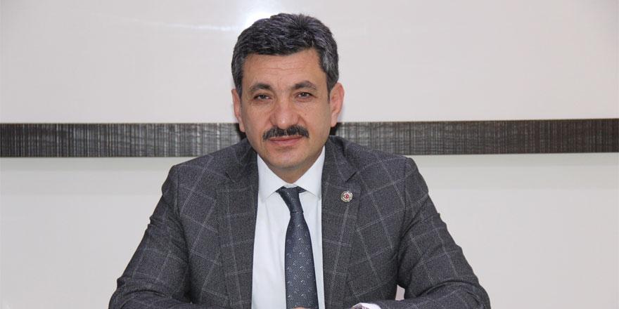 Yerköy Belediye Başkanı Ferhat Yılmaz'dan gri pasaport açıklaması