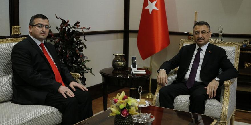 Çekerek Belediye Başkanı Çakır'dan Oktay teşekkür
