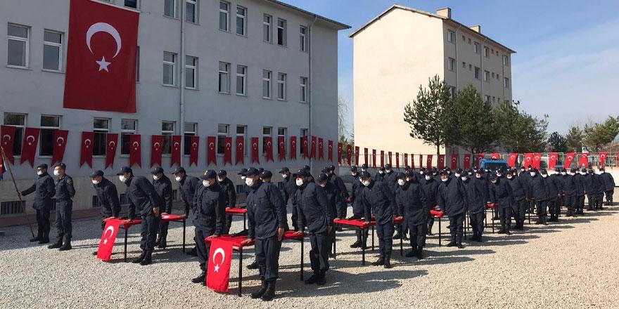 Yozgat'ta 65 acemi er vatan için yemin etti