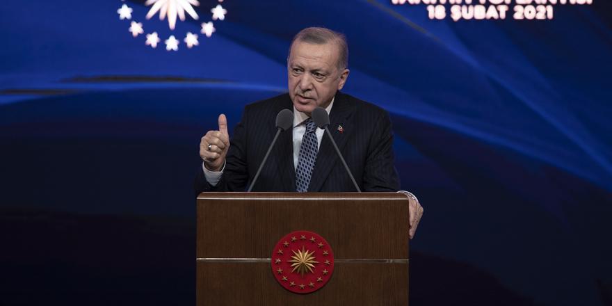 Ak Parti Yozgat Milletvekillerinden Cumhurbaşkanı Erdoğan'a doğum günü mesajı