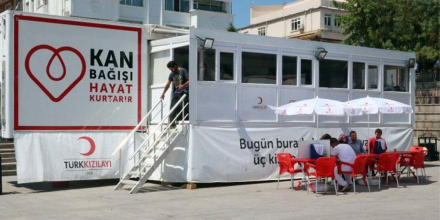 Kızılay Yozgat'tan kan bağışı çağrısı