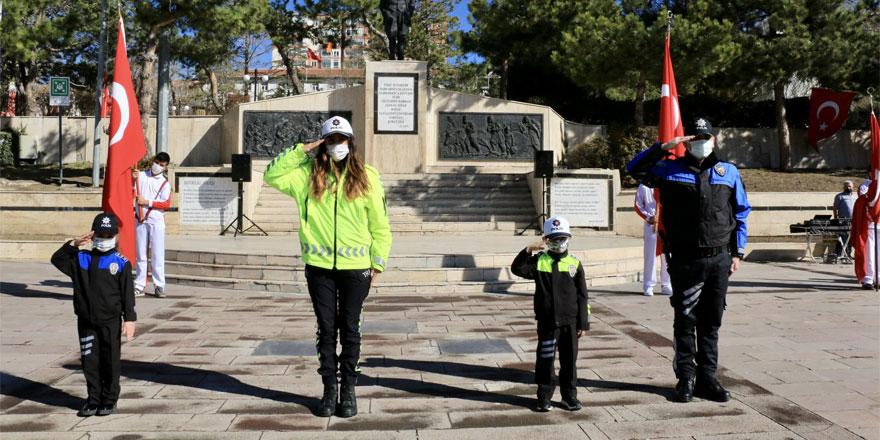 Yozgat İl Emniyet Müdürlüğü çocukları unutmadı