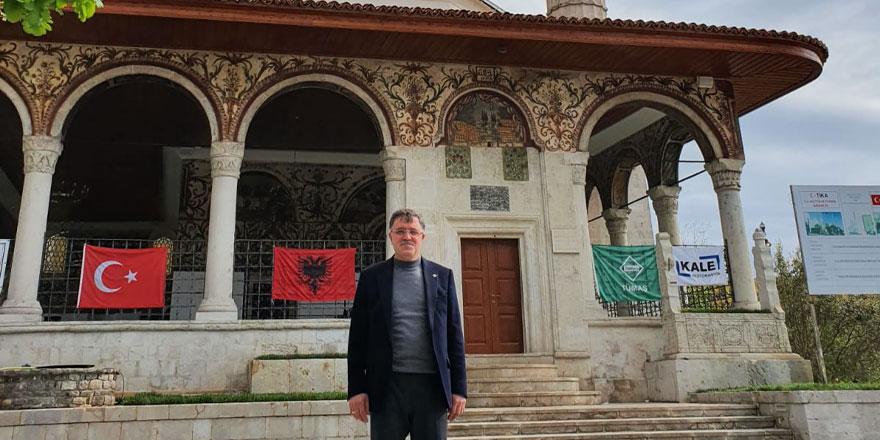 Ak Parti Yozgat Milletvekili Başer Tiran'da