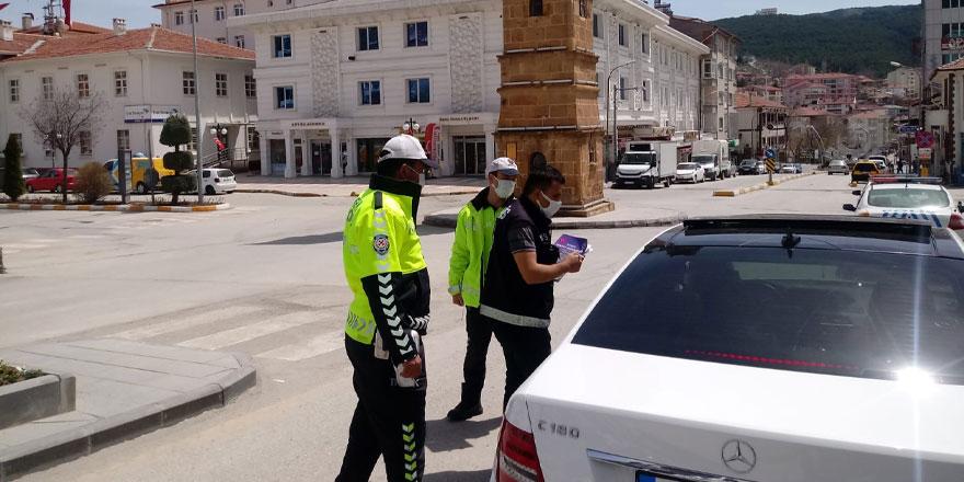 Yozgat'ta ekipler denetimlerini sürdürüyor
