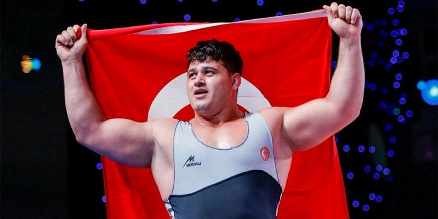 Yozgat'ın gururu Rıza Kayalap 10.kez Avrupa Şampiyonu oldu