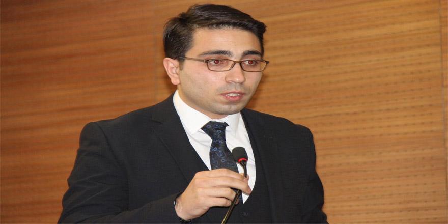 Ak Parti Yozgat Gençlik Kolları Başkanı Taşdemir: Karşısındayız!