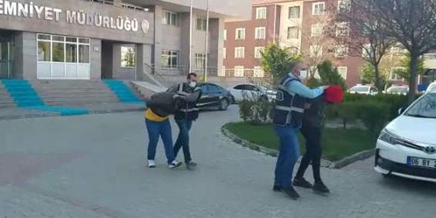 Yozgat'ta hırsızlar bakın neye dadandı