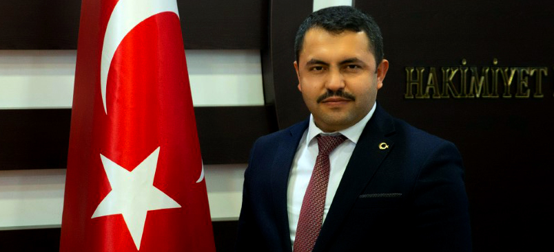 Akdağmadeni Belediyesi Başkanı Yalçın paylaştı: Hayırlı olsun