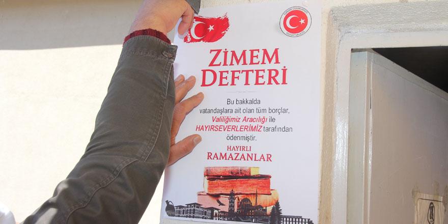 Yozgat'ta 'Zimem Defteri' geleneği yaşatılıyor