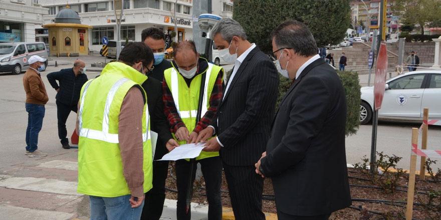 Yozgat Belediye Başkanı Celal Köse: Vatandaşı mağdur etmeyeceğiz