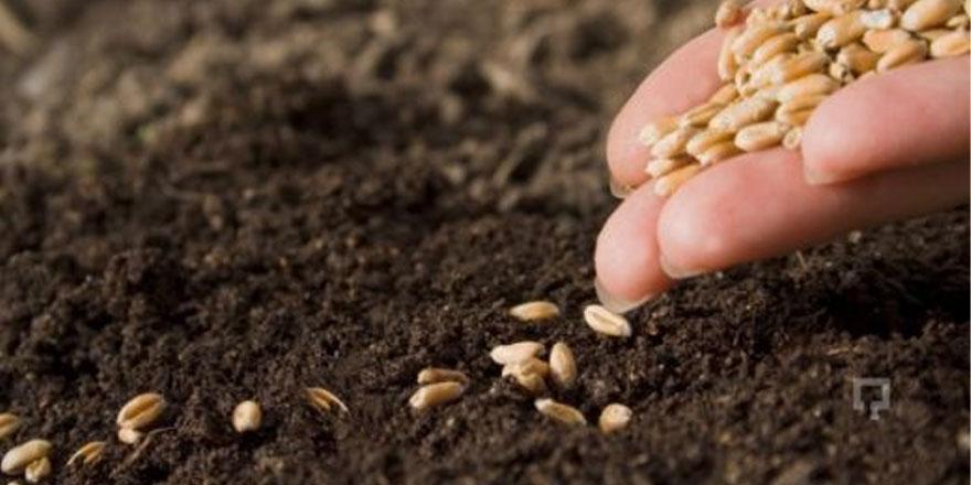 Yozgat'ta tohumlar toprakla buluştu