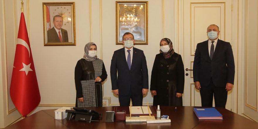 Yozgat'ta kadınlar çıtayı yükseltti