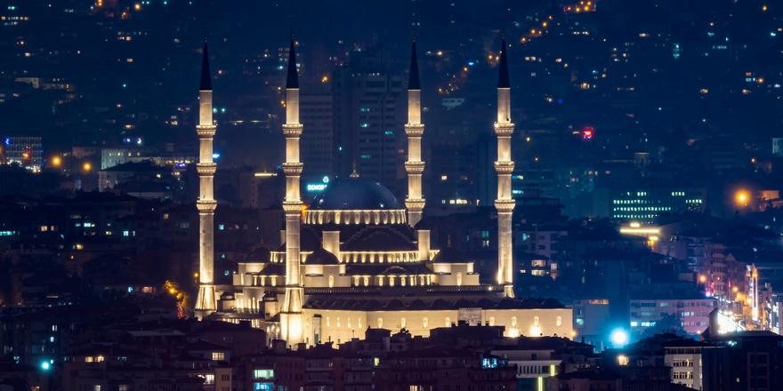Yasin Suresi Türkçe ve Arapça okunuşu, Ayasofya'da Yasin Suresi Tilaveti