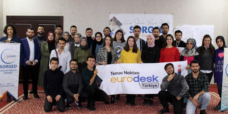 İş'te Genç İş'te Yozgat Projesi tamamlandı